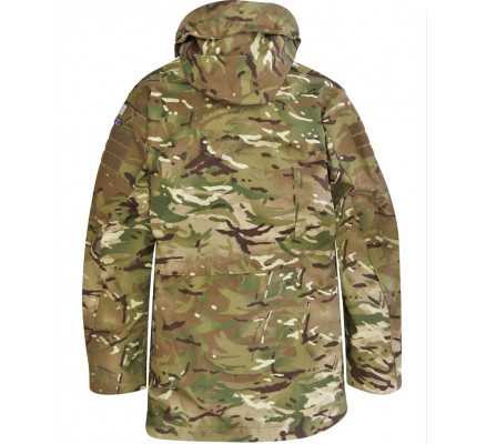 Куртка-парка MTP армии Великобритании