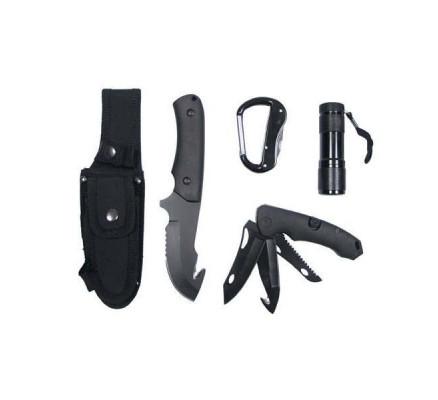 Походный нож UNIVERSAL KNIFE black