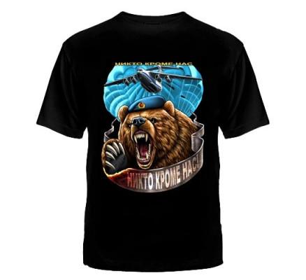 Футболка ВДВ Медведь