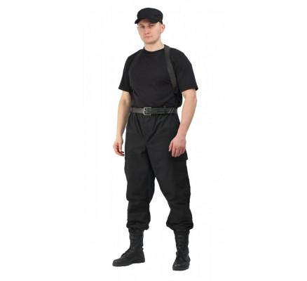 Костюм Горка 3 рип-стоп чёрный