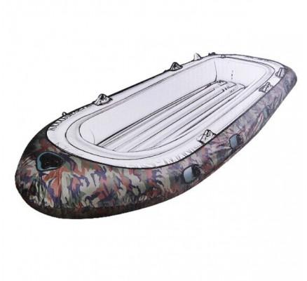 Камуфляжный чехол для лодки