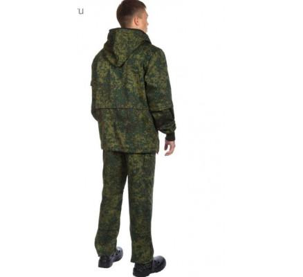 Противоэнцефалитный камуфляжный костюм