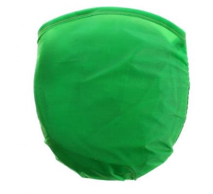 Зеленая складная шляпа