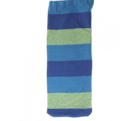 Полосатый синий гамак