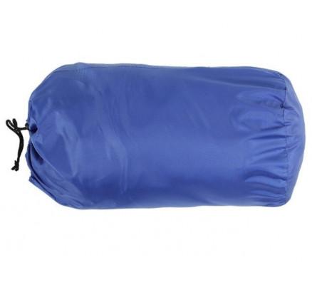 Спальный мешок синий