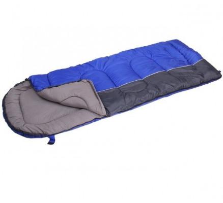 Синий спальный мешок 1313048