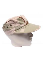 Бежевая камуфляжная кепка Sivimen
