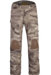 Хаки камуфляж штаны с наколенниками Pave Hawk