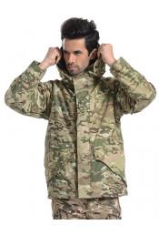Куртка лесной камуфляж Free Soldier