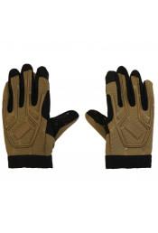 Хаки спортивные перчатки