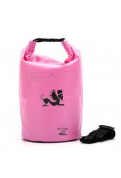 Розовый гидромешок 15 л