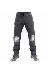 Черные штаны с наколенниками Pave Hawk