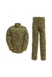 Куртка и штаны камуфляжный тигр