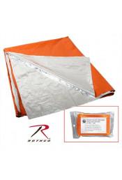 Оранжевое защитное одеяло 1043
