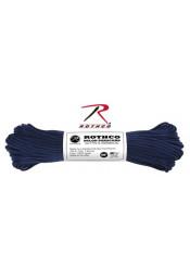 Темно-синий нейлоновый трос 124