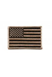 Песочная нашивка флаг США 1888