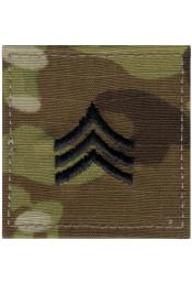 Нашивка сержанта армии США 1794