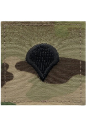 Нашивка специалиста армии США