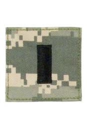 Нашивка лейтенанта 1766