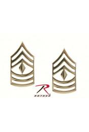 Золотые петлицы первого сержанта