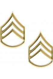 Золотые петлицы штаб-сержанта 1644