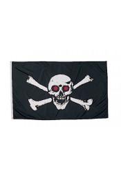 Флаг Красный череп 1488