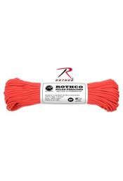 Красный нейлоновый трос 146