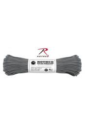 Серый нейлоновый трос 128