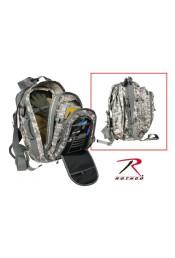 Сумка-рюкзак цифровой камуфляж