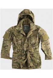 Куртка камуфляжная Солдат