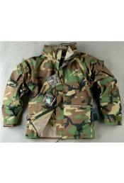 Водонепроницаемая куртка Gen II Лесной камуфляж