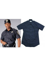 Синяя рубашка 30020