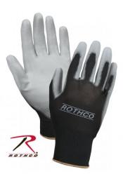 Черно-серые перчатки 3200