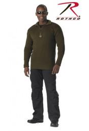 Оливковый свитер COMMANDO 3370