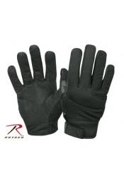 Черные полицейские перчатки 3466