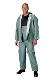 Непромокаемый костюм оливковый 3616