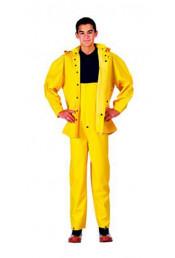 Непромокаемый костюм желтый 3620