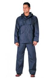 Непромокаемый синий костюм 3770