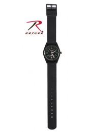 Наручные черные часы SWAT 4105