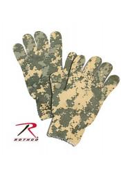 Перчатки для охоты Цифровой камуфляж 4431