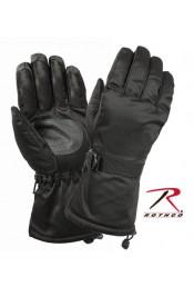 Защитные черные перчатки 4756