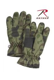 Детские камуфляжные перчатки 4943