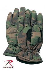 Камуфляжные защитные перчатки 4944