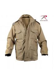 Легкая тактическая куртка М-65 Койот 5244