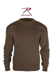 Коричневый свитер COMMANDO 5415