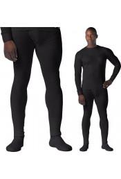 Огнезащитные черные штаны 61010