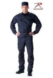 Тактическая темно-синяя рубашка 6110