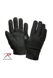 Черные перчатки для полицейских 4436