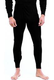 Нижние черные штаны 6225