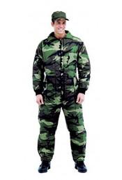 Мужской камуфляжный комбинезон 7015
